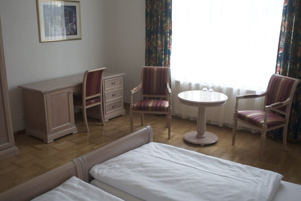 badelster hotels augustenhof pension